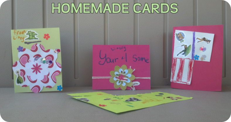 Summer Fun Activities on a Budget | Handmade Cards