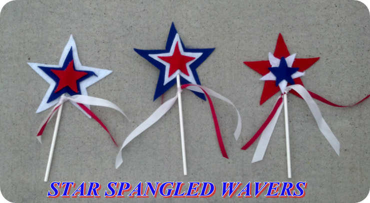 Summer Activities on a Budget | Star Spangled Wavers
