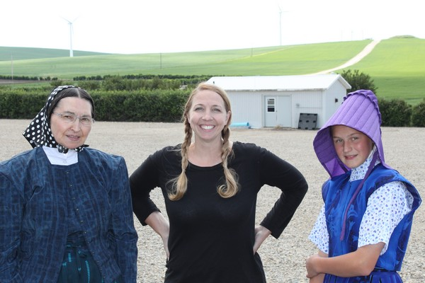 My Visit To A Hutterite Colony {+ How Hutterites are NOT ...