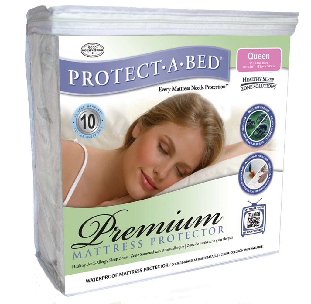 Giveaway Protect A Bed Mattress Protector Happy Money Saver