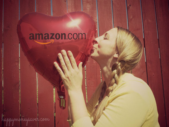 I LOVE AMAZON! Blog does a daily round up of amazon top deals. happymoneysaver.com