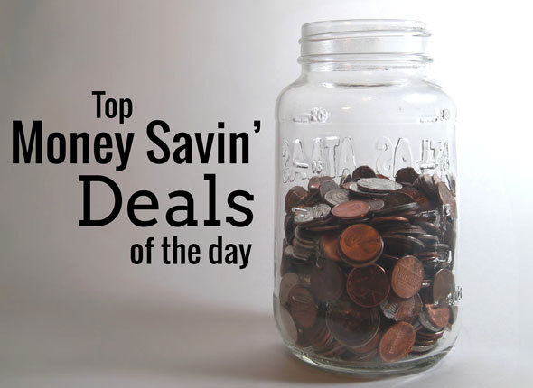 Money Saving Deals of the Day - happymoneysaver.com