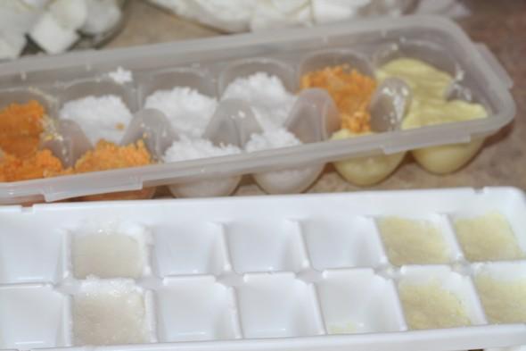 Testing dishwashing detergent recipes
