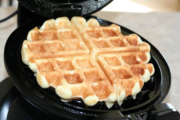 Sweet Milk Waffles