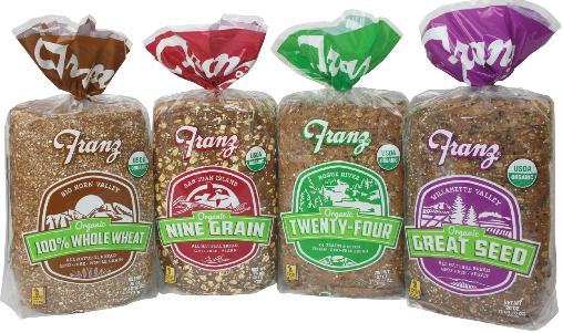 Franz Organic Bread Coupon