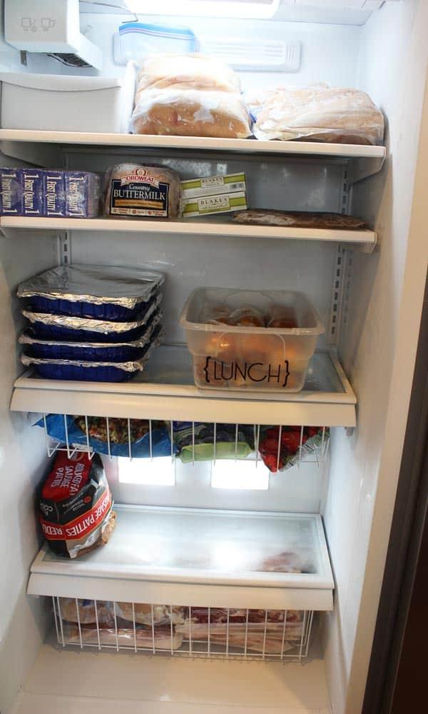 Frigidaire All Freezer and All Refrigerator set.
