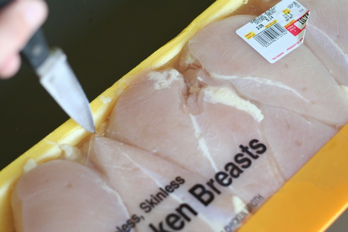 Breast larvae hoax