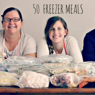 Catchin Up With Karrie – 50 Freezer Meals, Toilet paper stock up, Halloween Candy, Glue Gun and more