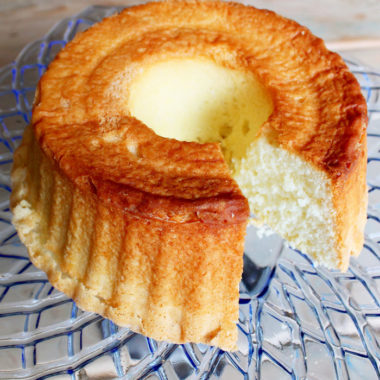 "Vintage ""Fairy Cake"" recipe"