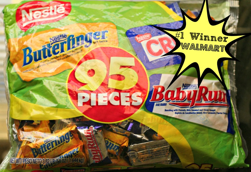248 per pound is the low price for chocolate halloween candy without sales or coupons