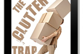Book Review: How to Finally Escape The Clutter Trap by Robin Konie of Thankyourbody
