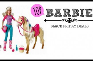 Top Barbie Deals for Black Friday 2014