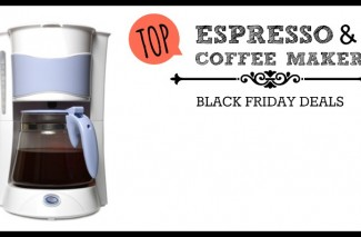 Top Coffee Maker Deals for Black Friday 2013