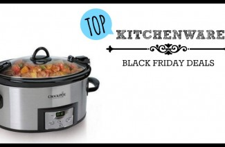 Top Kitchen Deals for Black Friday 2013