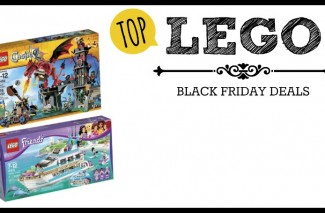 Top LEGO Deals for Black Friday 2013
