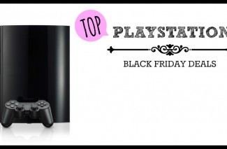 Top Playstation Deals for Black Friday 2013