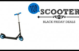 Top Scooter Deals for Black Friday 2013