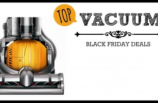 Top Vacuum Deals for Black Friday 2013