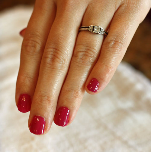 Diy professional manicure or pedicure at home to save money happy nails2 solutioingenieria Gallery
