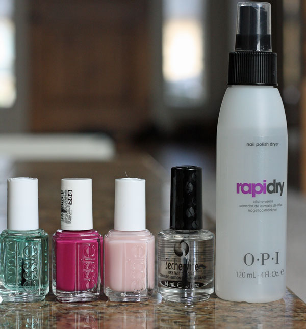 Diy professional manicure or pedicure at home to save money nails3 solutioingenieria Choice Image