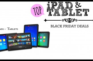 Top iPad and Tablet Deals for Black Friday 2014