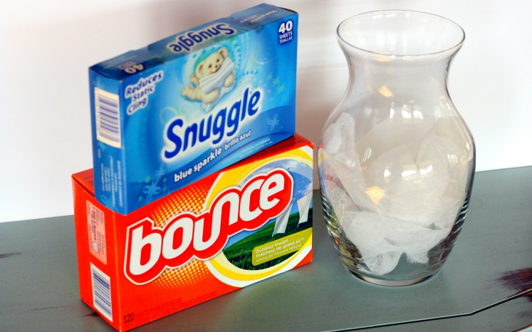 10 Ways To Reuse Your Dryer Sheets