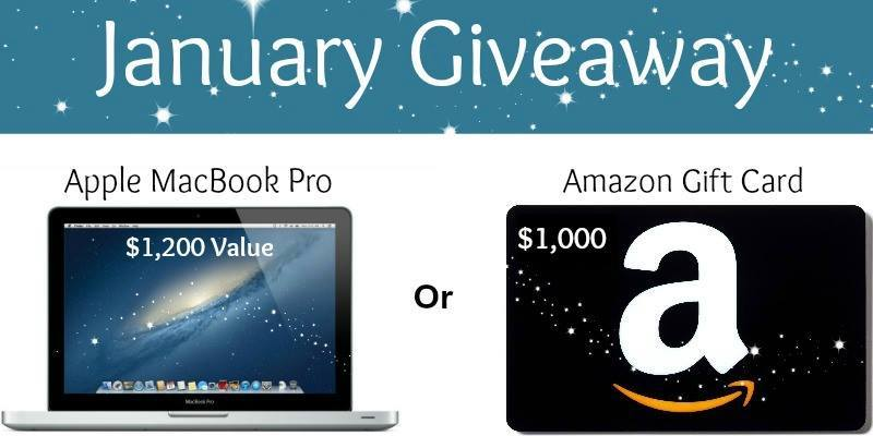 amazon macbook giveaway giveaway who wants to win a macbook pro happy money saver 1573