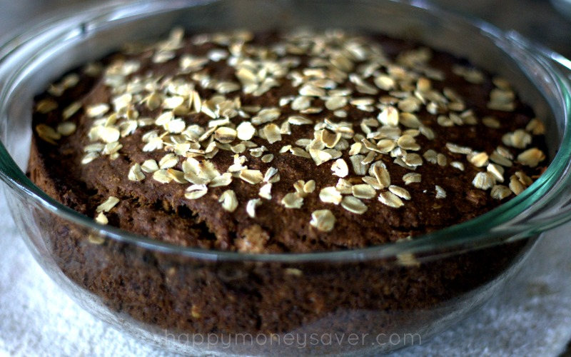 This Irish Brown Bread Recipe that is traditionally known as Guinness Bread is perfect for St. Patrick's Day. A cake-like bread with a subtle sweetness. Happymoneysaver.com