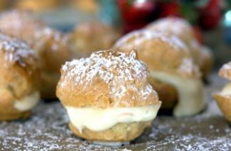 Easy Bavarian Cream Puff Recipe