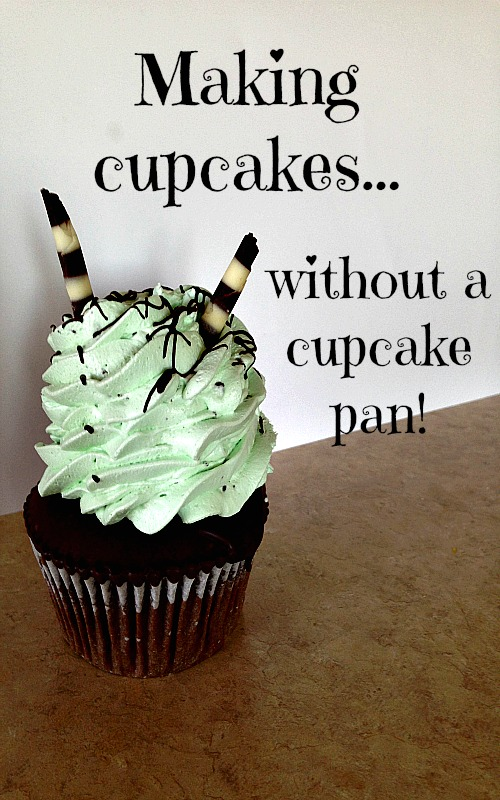 Making Your Own Cupcake Pan