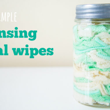 Gentle Cleansing Facial Wipes