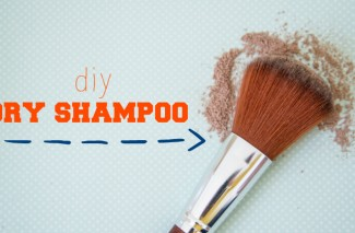 Skip that blow-dry — DIY Dry Shampoo for cheap!