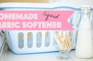 Homemade Liquid Fabric Softener: Which recipe works best?