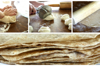 Which Homemade Tortilla Recipe is Best? See the winner.
