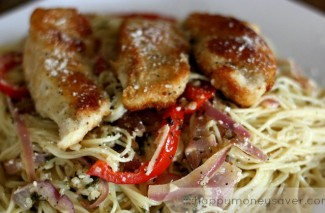 Chicken Scampi Recipe
