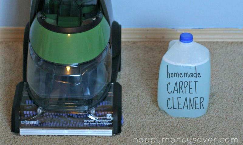 The Best EVER Homemade DIY Carpet Cleaner Recipe. Really Works Well To Get  Out The