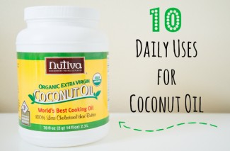 10 Daily Uses for Coconut Oil