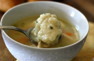 Heritage Recipe: Old Fashioned Chicken and Dumplings