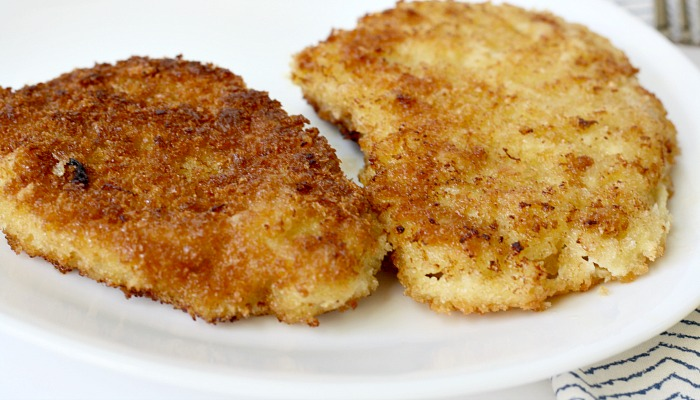 Lemon Parmesan Pork Chops Best Pork Chop Recipe Out There And It Feeds A Family