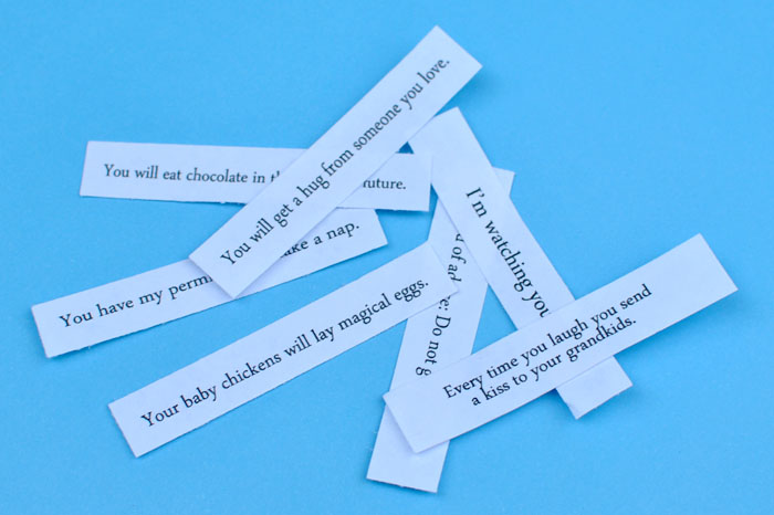 Mother's Day fortunes is a great gift idea for Mother's Day! #happythoughts #momday
