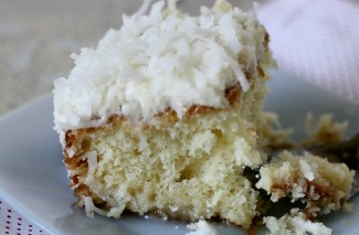 Coconut Cream Poke Cake Recipe to Top All Others