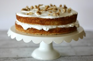 Vintage Banana Cake Recipe {From The Old Recipe Box}