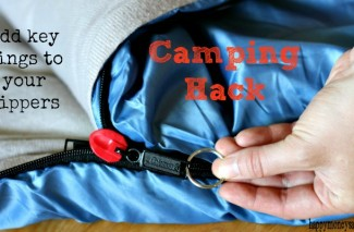 Camping Hacks are so easy when you use these tips!