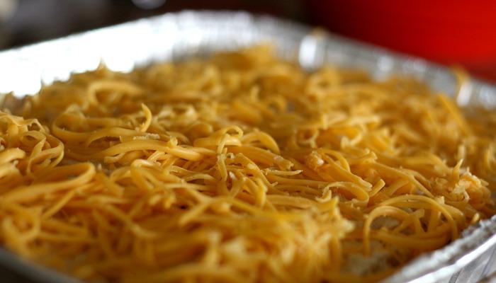 Tuna Casserole Freezer Meal- The only tuna casserole I will eat!