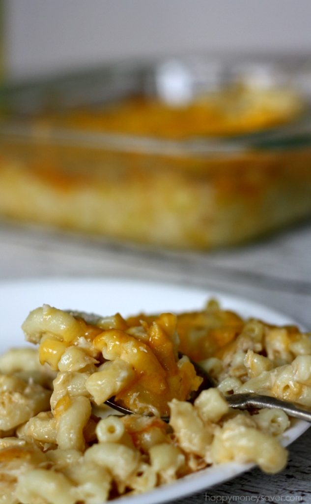 Tuna Casserole Freezer Meal- The only tuna casserole I will eat!