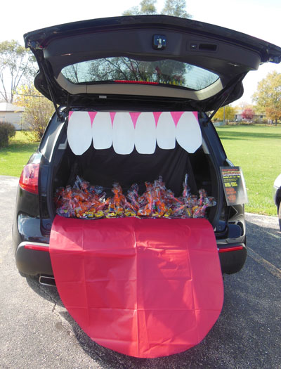 Image result for trunk or treat