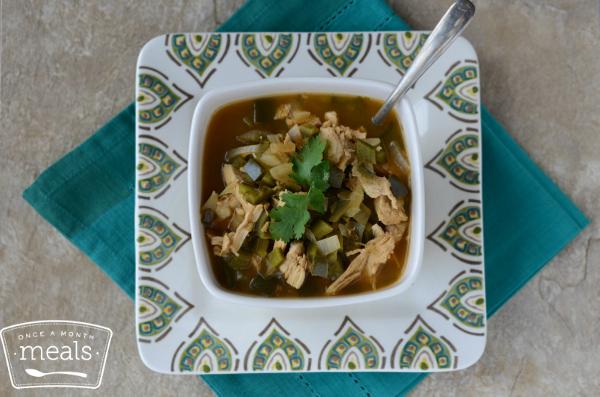 Freezer meal - soup