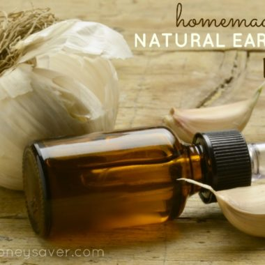 Natural Care to keep your ears ache free (Homemade Garlic Oil)