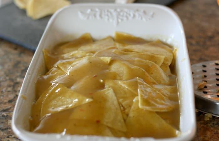 10chicken tortilla enchilada casserole 042