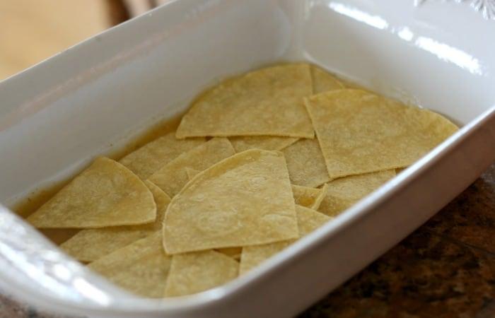 5chicken tortilla enchilada casserole 020